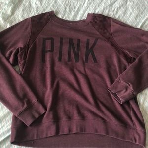 PINK Victoria's Secret Sweaters - PINK sweatshirt